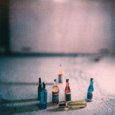 Bottles Francesco Romoli